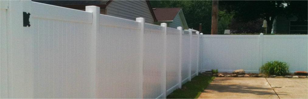 Vinyl Privacy Fencing Ohio Fence Company